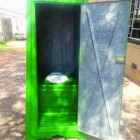 Portable toilets 1